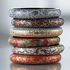 Indian style bangles