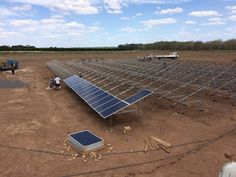 #solarpower #solarfarm #goingoffgrid