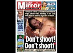 The Greanville Post • Vol. VIII   US and NATO murder Muammar Gaddafi