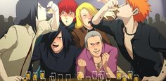 Image de akatsuki, sasori, and madara