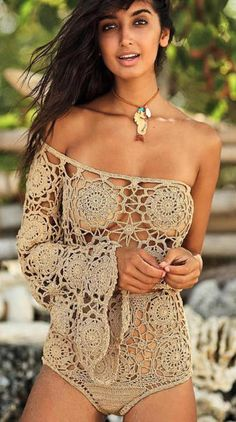 boho sexy hippie gipsy beach bikini cover up