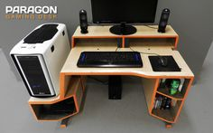 Paragon Gaming Desk                                                       …