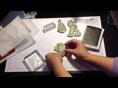 Get ready to mount your first set of clear mount stamps from Stampin' Up! - this short video shows you how!