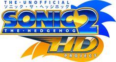 """Está liberada a versão beta do jogo """"não oficial"""" Sonic 2 HD. Aproveite e baixe para incentivar o projeto que procura resgatar este clássico do Mega Drive: http://www.s2hd.com/"""