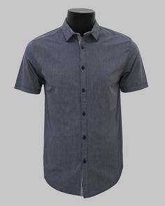 100% Cotton Dobby Shirt