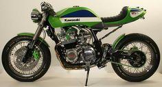 Kawasaki GPZ810 by Jürgen Schulz