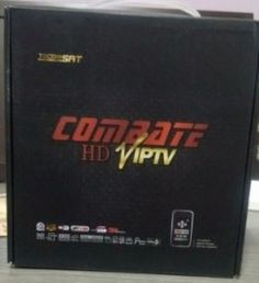 Tocomsat Combate HD VIPTV + WiFi - Loja Oficial