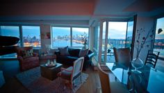 Williamsburg Penthouse with THE best views of Manhattan