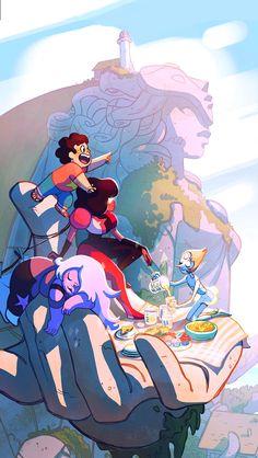 Steven Universe iphone wallpaper