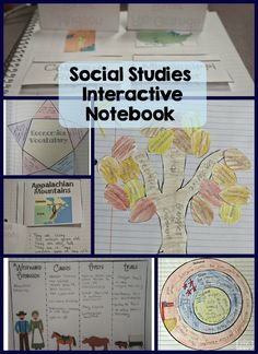 Social Studies Interactive Notebook - Ashleigh's Education Journey 60 different social studies interactive notebook activities pertaining to government, history, economics, and more! 3rd Grade Social Studies, Social Studies Notebook, Social Studies Classroom, Social Studies Activities, Teaching Social Studies, Teaching History, History Education, Elementary Social Studies, Kindergarten Social Studies