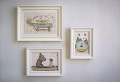 תמונות בחדר ילדים
