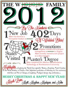 34 Best Year In Review Images Xmas Cards Christmas Cards