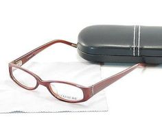 b06c4cf08dff Lot of 10 Covergirl Eyeglasses Frame CG392 056 Plastic Demi Red 49-17-130
