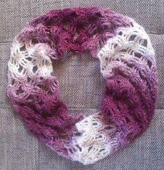 Häkelfieber: Loop-Schal
