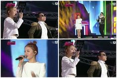 """Performances by G-Dragon, 2NE1, and Lee Hi + Psy's first performance of """"Gentleman"""" at 'HAPPENING' concert"""