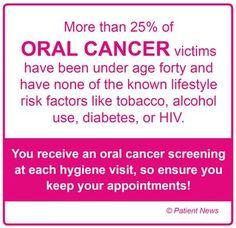 Oral Cancer Awareness