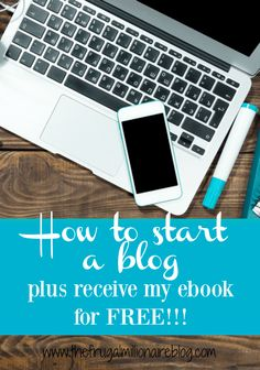 There is no better time than now to embark upon your very own blogging journey! SAHMs - I couldn't recommend blogging more to you!! It will give you friends and a community, plus allow you to make an income from home doing something you love! You ready?!