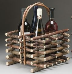 Wine Carrier #home #wine $35