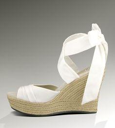 Lucianna 1002466 White Sandals