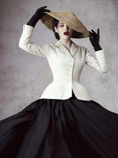 Marion Cotillard in Dior by Jean Baptiste Mondino