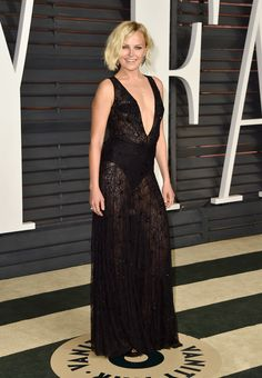 Malin Akerman | And Here's What Everyone Wore To The Oscars After Parties