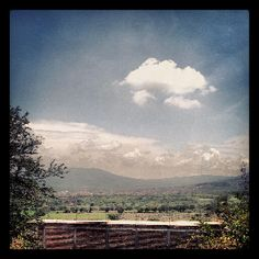 Michoacán  Where my daddy was born : 1977