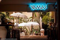 Restaurant in Marbella Town