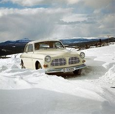 Volvo Amazon (1956–1970)  My 1968 was by far the most reliable car I ever owned.  Great in the snow, and she was still going strong when I sold her after 295,000 miles!