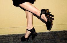 Google Image Result for http://www.shoeblog.com/wp-content/uploads/2008/10/madonna-chanel-gun-shoes.jpg