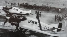 Junkers F-13 of Lloyd Aéreo Boliviano in 1925.