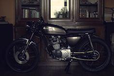 Honda CB125s Cafe