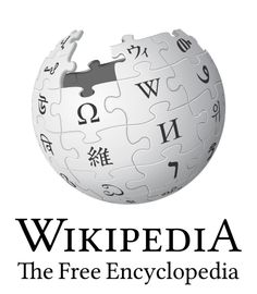 This is a pin of the Wikipedia logo. Many people argue that Wikipedia is not a reliable source and I'm not here to say if it is or isn't, but I do know that I have learned a large amount of information from using it. I've used Wikipedia for searching more than I could ever remember. Though I know I have used it for grammar and sentence structure in the past.