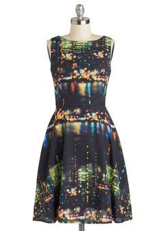 Saturday Night Thrive Dress, #ModCloth