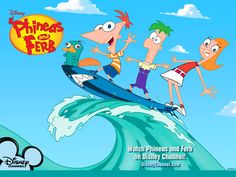 "Phineas and his brother Ferb make the craziest coolest things each day of summer. Candace, they're older sister provides ""dramatic"" humor. (David loves Dr. Doofenschmirtz, the  antagonist)"