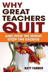 Why Great Teachers Quit (book review).