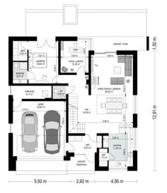 Two Story House Design, Modern House Design, Home Building Design, Building A House, Free To Use Images, Two Story Homes, Garage Plans, Backyard Patio, Home Goods