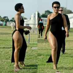 """""""Maybe Mugabe Is One Of Those That Also Like Me Because I Don'T Wear Panties"""": South African Socialite Zodwa Wabantu News South Africa, African Royalty, Nigeria News, Nice Legs, Hot Dress, African Women, Celebrity Gossip, Beautiful Women, Celebrities"""