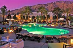 Martinis and bikinis at Riviera Palm Springs