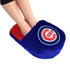 Chicago Cubs Foot Pillow