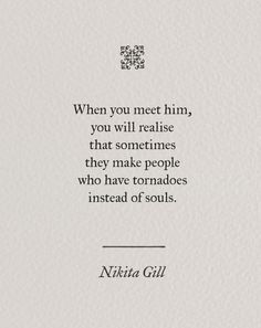 Meanwhile Poetry — untamedunwanted: Excerpts from 'Your Soul is a...