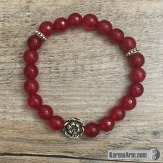 Red Jade is a stone of luck, carrying a frequency of material prosperity and…