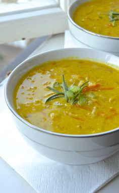 Vegan Indian Coconut Curry Soup | http://www.gluten-free-vegan-girl.com/2012/10/indian-coconut-curry-soup.html