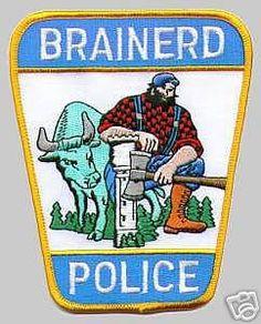Brainerd MN PD