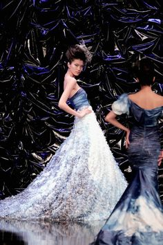 Fashion Of China | Toray Liu Wei Collection 2012 show on the second day of China Fashion #fashion #beauty #fashionstyle ...
