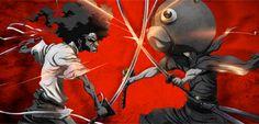 Afro Samurai Samurai Anime, Afro Samurai, Pedobear, Latest Cartoons, Samurai Wallpaper, Gil Scott Heron, Dance Movies, Warrior Spirit, Free Anime