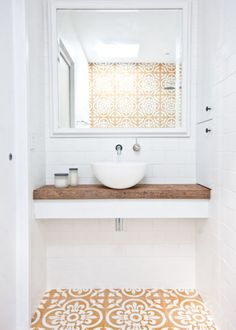 18 Reasons to Fall in Love With Patterned Tile — Boxwood Avenue