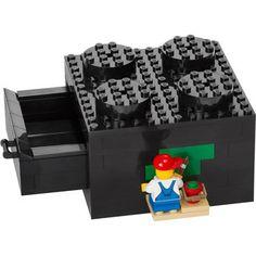 Lego Buildable Brick Box 2 x 2 (40118)