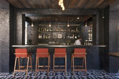 Expendio Tradición Mezcal Bar by EZEQUIELFARCA architecture & design, Oaxaca – Mexico » Retail Design Blog