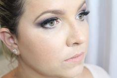 maquiagem olhos claros