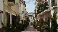 Calle Portada,  Estepona.